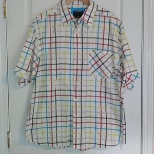 Rocawear Men's Button Down Shirt